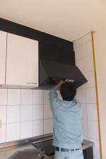 台所水まわり掃除/キッチンレンジフード,換気扇