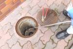 台所詰まり解消 キッチン高圧洗浄清掃、配管掃除