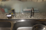 台所水道水漏れ修理/キッチン混合栓、蛇口取替交換