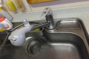 今回修理させていただいた水栓