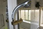 風呂LIXIL INAXシャワーフック、シャワーヘッド修理
