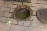 家の水が排水できずに詰まった/マンホール詰まり掃除