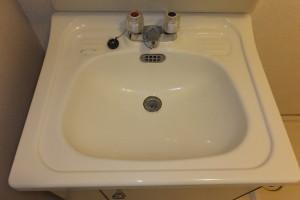 洗面台パイプクリーニング