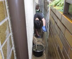 排水升修理中