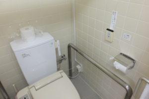 共同トイレの水が出ない