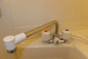 バスシャワー2バルブ混合水栓