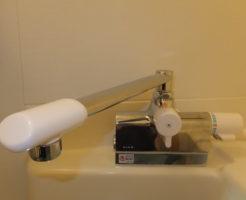 サーモスタットバスシャワー混合水栓