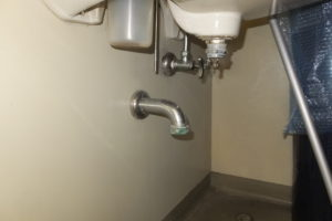 洗面台の排水パイプがイヤな臭いの悪臭の原因