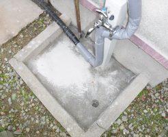 水道水漏れ工事完了