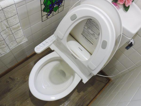ナプキンを流して詰まってしまったトイレ