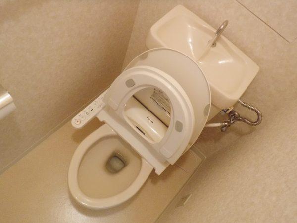 トイレの水が止まらない便器