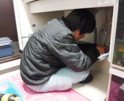 水道設備修理でキッチンの悪臭防止