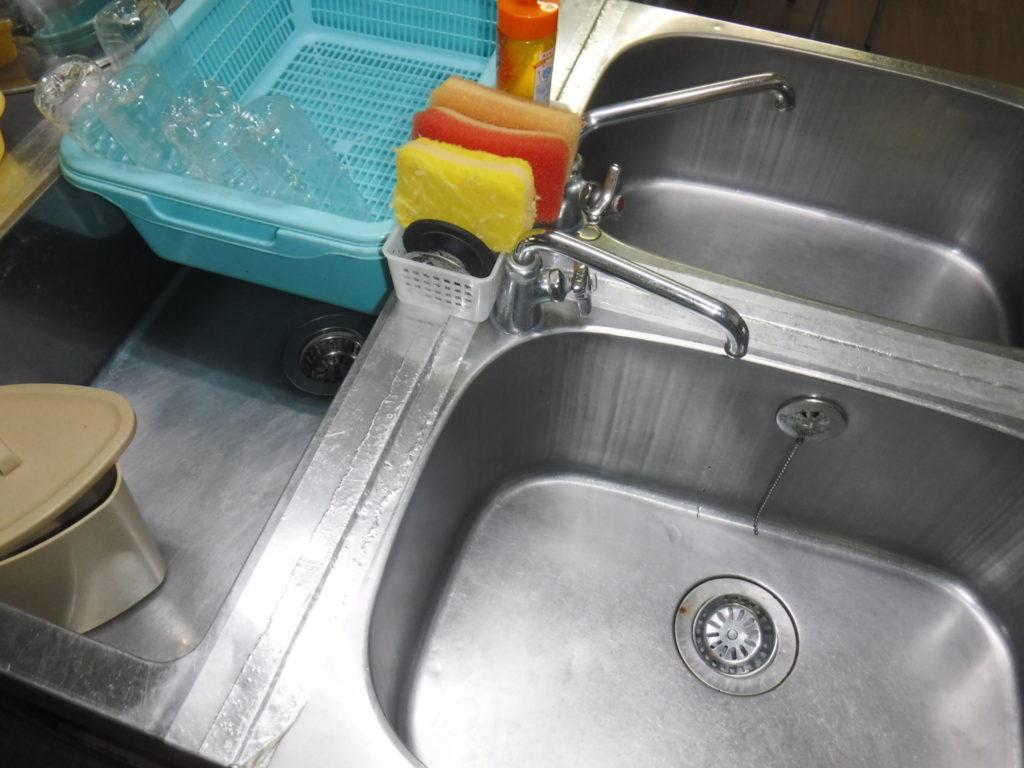 台所の排水口からの悪臭