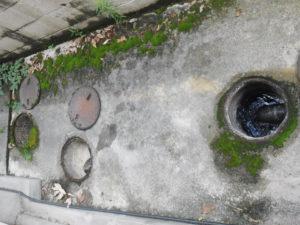 各排水管、マスの詰まりトラブル解消後