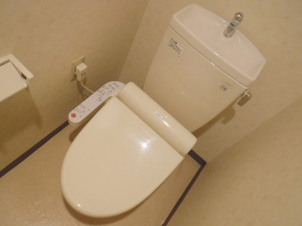 大阪府池田市でのトイレでウォシュレットを取り外してほしい