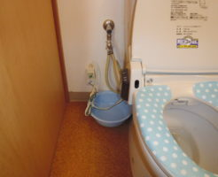 大阪府豊中市でのトイレタンク水道水漏れ修理