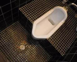 大阪府池田市でのトイレつまり清掃前