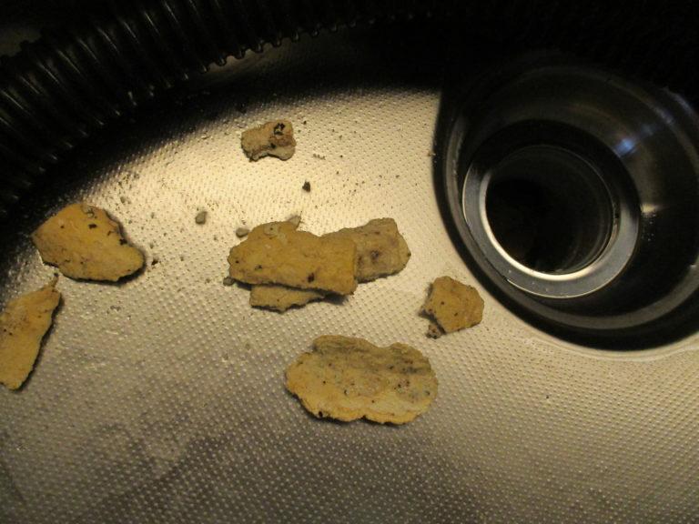 キッチンの排水管油詰まり