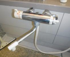 TOTOバスシャワー混合水栓の水が出なくなった