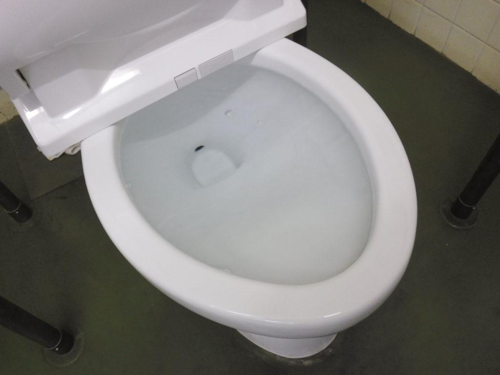 大阪府池田市でのトイレ詰まり