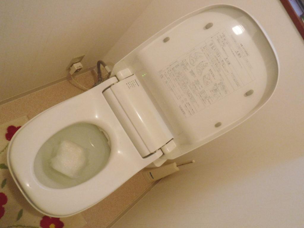 豊中市トイレつまり修理/高圧洗浄配管詰まり解消作業