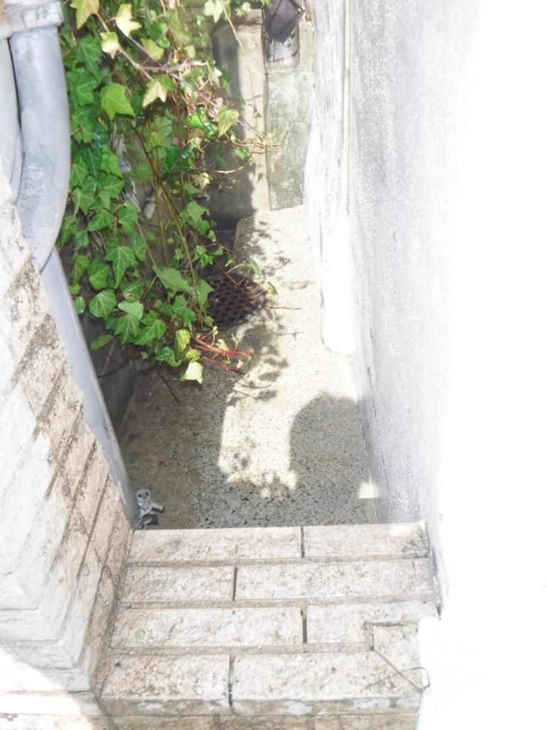 側溝、マス、配管の高圧洗浄清掃作業完了