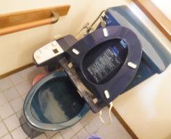 伊丹市でのトイレ詰まり修理、便器のつまり解消