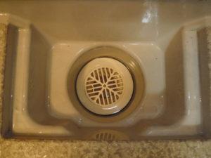 風呂排水溝掃除後