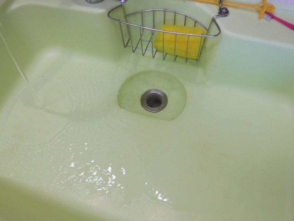 大阪府高槻市での台所つまり修理