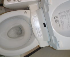 大阪市東成区でのトイレ詰まりの原因がわからずに工事で対応せずに清掃で解消