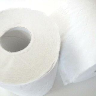 トイレが詰まる原因、トイレットペーパー